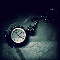 Time Goes By II by DREAMCA7CHER