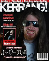 Kerrang cover by leaner47