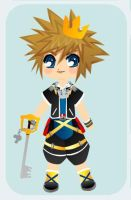 Sora by lizabey