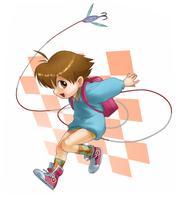 Young Umihara by stupjam
