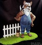 Brophey Wolf by WickedSairah