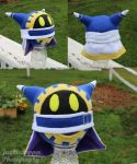 Magolor Kirby Plush by JaybiePepper