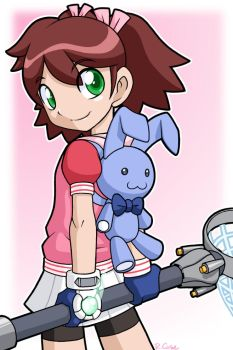 Ape Escape 3 Yumi by rongs1234