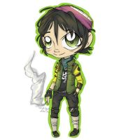 Fun Ghoul by rover24cat