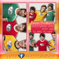 +Photopack png de Jonas Brothers. by MarEditions1