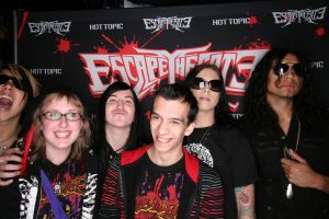 Me,my bf and Escape the fate by Eehli