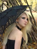 Goth stock photo by MariaAmanda