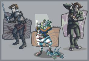 -heroes and villains- by weird-science