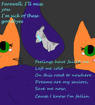 Ashfur: Agony by RavenfeatherForever