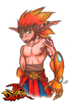 Jak and Daxter Character by LancerWolf13