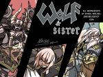 Wolf and Sister Promo by NachoMon