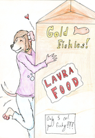GOLDFISHIES by Ren-Takada