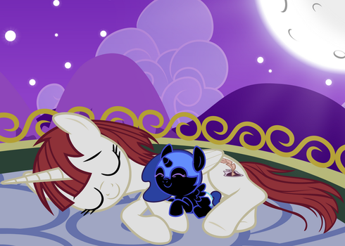 Under the Cover of Night by Beavernator