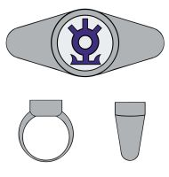 Rarity Lantern Ring by VincenttheCrow