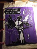 Welcome to Night Vale bag by KlodwigLichtherz