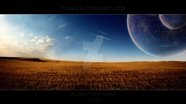 Plusultra explore plusultra on deviantart for Outer space studios