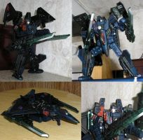 Decepticon Darkstalker by AutoBubbs