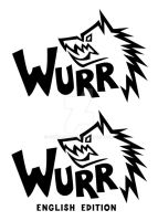 Wurr logo - commission by Hukkanaama