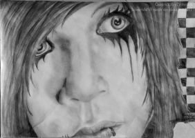 Andy (Sixx) Biersack by JokerIsMYFreak
