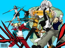 Bleach Revenger's High ver.1 by jadewings72