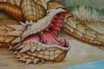 Wyrm Detail by garmr