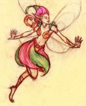 fairy sketch2 by try1001me