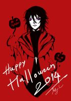 Happy Halloween by Gardd