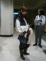 Sakura-Con '08 - Captain Jack by Bishonenrockmysocks