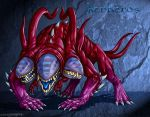 Kerberos: Hellgate Guardian by nachtwulf