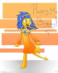 Happy Birthday daisytoadette4ever !!! by TheBlueDreamMaker