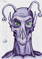 Andalite Doodle 1 by TheRaevyn13