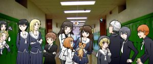 Fruits Basket Group by xxx-TeddyBear-xxx