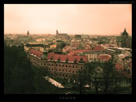 Cracow. by parchatek