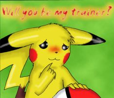 Will you be my trainer by FireRai