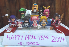 Happy New Year 2014 by RJAce1014