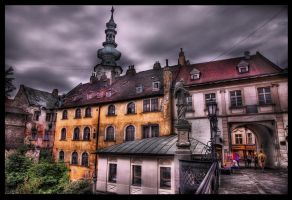 The Gold Town HDR by ISIK5