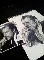 Vincent Price by hellfireghoul
