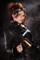 Steampunk... by Belsina