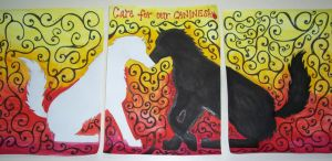 Care for our canines - Design by Esiuol-89