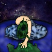 Mother Earth by AzurineDreams