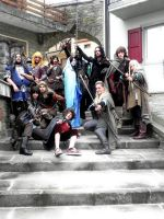 Hobbiton - Lotr/The Hobbit group! by AlexOakenshield