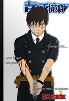 Ao no Exorcist Manga 29 by Mexicanode
