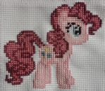 Cross-Sewing - Pinkie Pie by OtakaraAminelli
