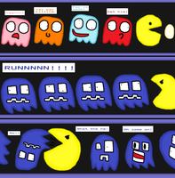 Pac-man the loop by thegamingdrawer