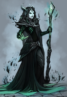 Druid by NeexSethe