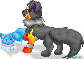 Growlley and Son by Sharulia