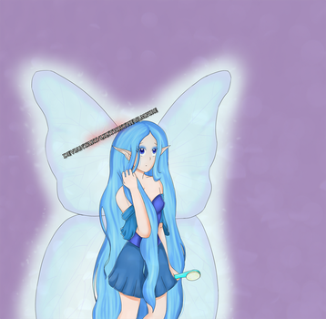 Bluebell The Fairy by Lilith13thevampire