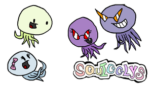 Squigglys by ACFan120