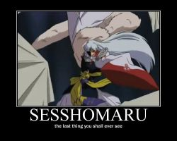 Sesshomaru by SableMysticIris