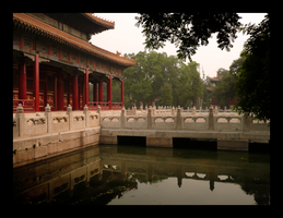 Confucius Temple 2 by craigthebrit